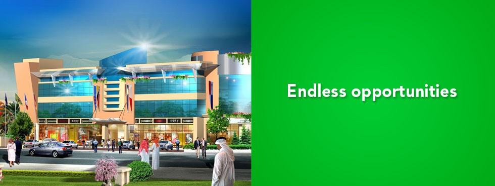 Fakhruddin Mall, Ajman - Fakhruddin Holdings