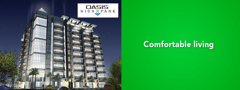 Oasis High Park, Dubai Silicon Oasis