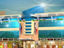 Fakhruddin Mall, Ajman