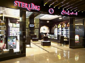 Sterling Parfums opens new retail store in Dalma Mall, Abu Dhabi
