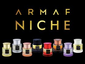 Sterling Parfums launches ARMAF NICHE, a range of premium luxury fragrances- January 2014