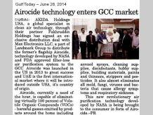 Akida Holdings- Newspaper Coverage
