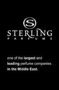Sterling parfums text