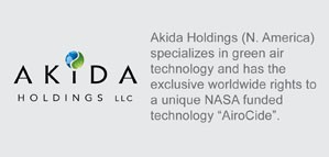 Akida Holdings text